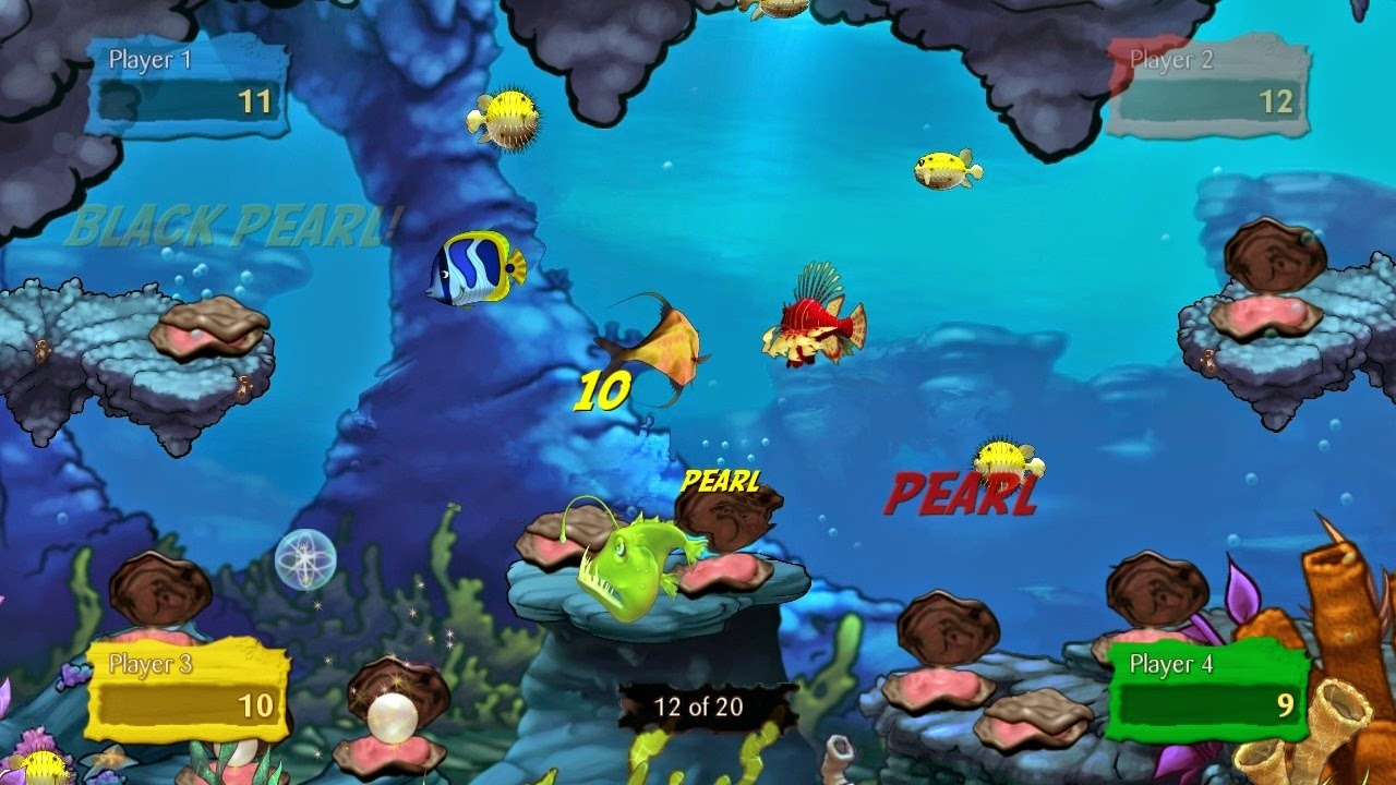 download game untuk pc Feeding Frenzy 2 Shipwreck Showdown
