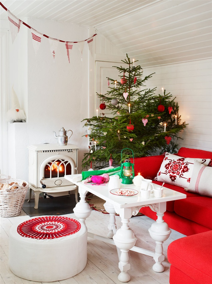 Christmas Ideas In White Red And Green 79 Ideas