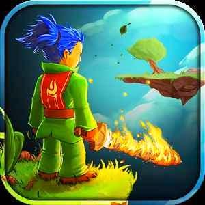 Swordigo Android Apk Oyun resimi 1