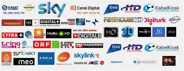 Cline CCcam Cardsharing Server for Satellite Channels