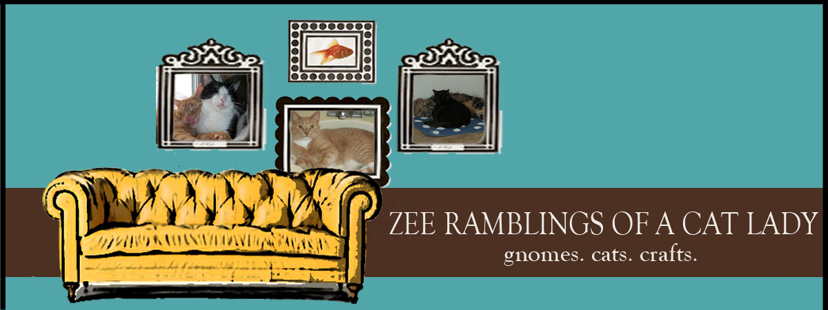 Zee Ramblings of a Cat Lady.