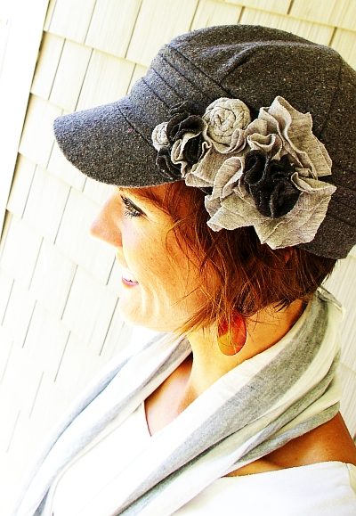 embellished+hat+7 National Sewing Month 2012: Emebellished Hat Tutorial