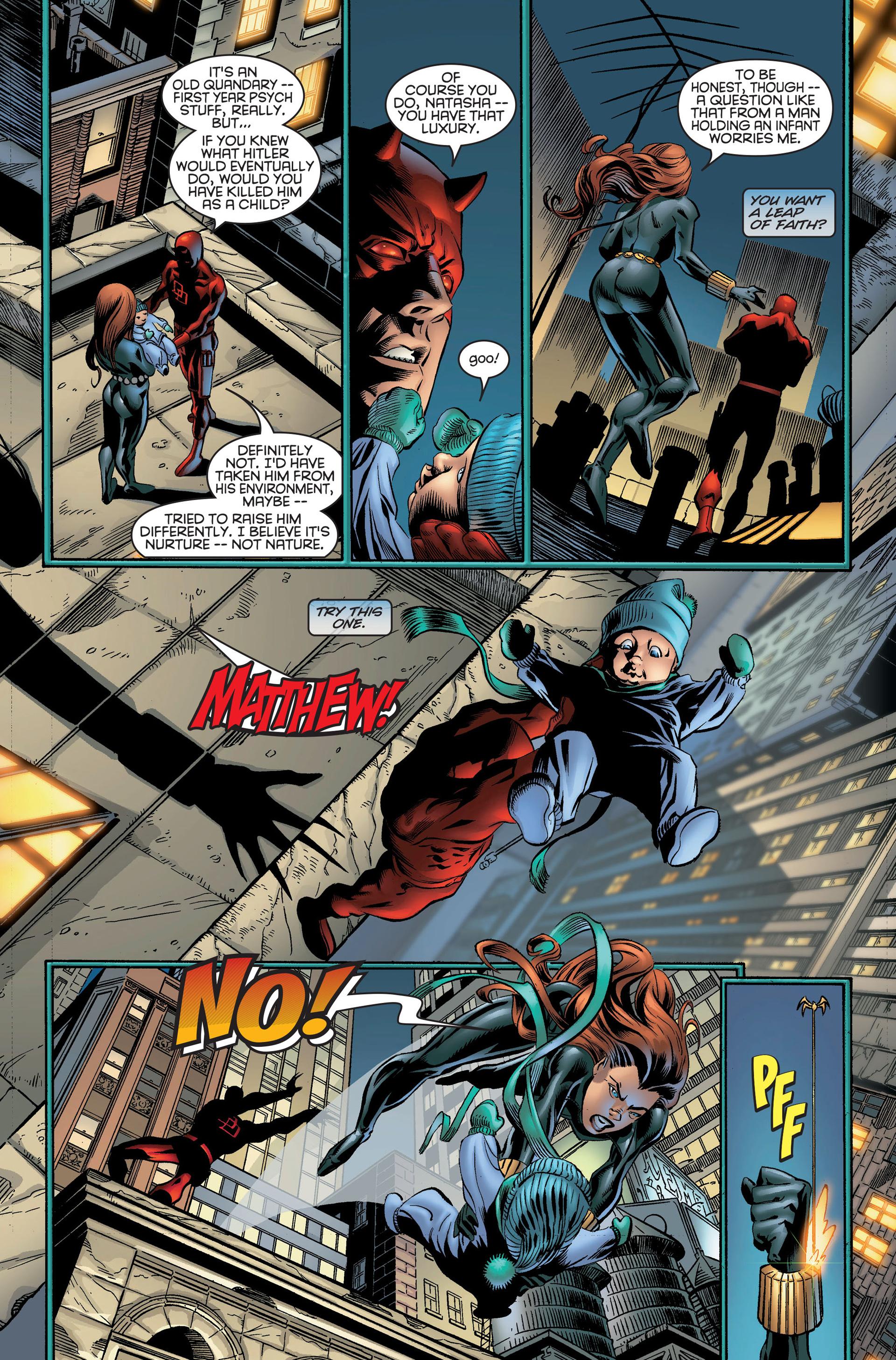 Read online Daredevil (1998) comic -  Issue #2 - 17
