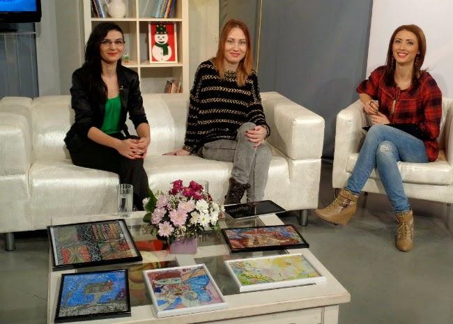 Bloggerii au talent: vernisaj Xaara Flori