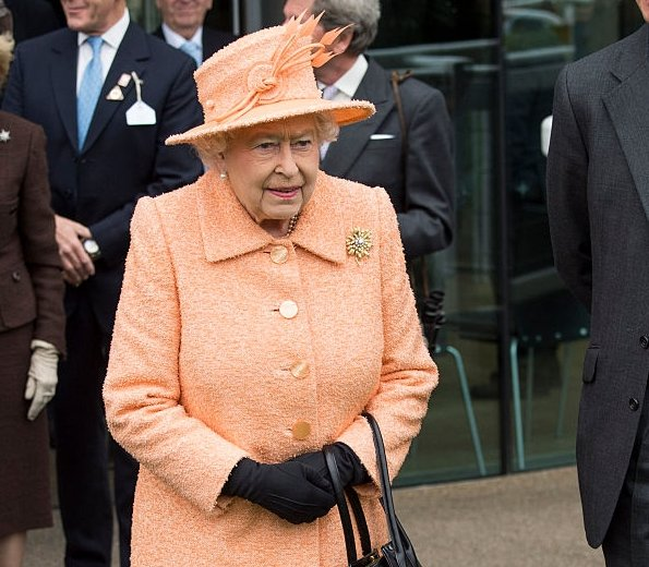 Queen Elizabeth II At Qipco British Champions Day