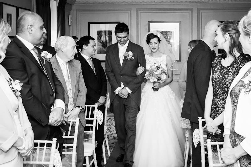 bride and groom, aisle, ceremony