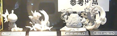Pokemon Figure Waza Attacks Museum Figure Banpresto sample 1 at AOU#2012 Vol 004