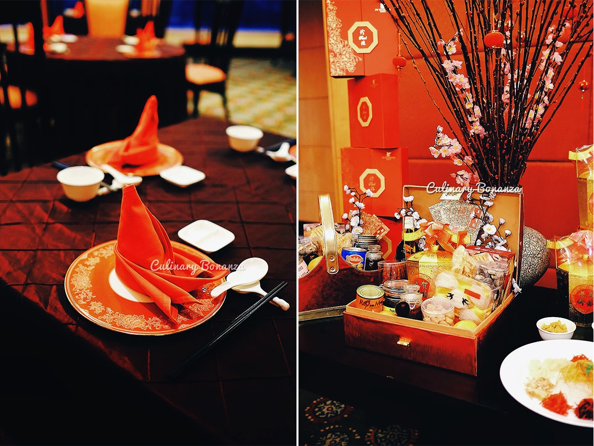 CNY Dinner at Pearl Chinese Restaurant, JW Marriott Jakarta (www.culinarybonanza.com)