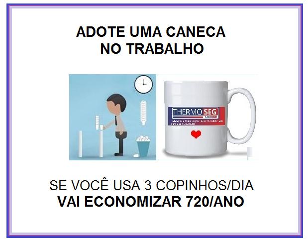 THERMOSEG - EMPRESA AMIGA DA NATUREZA