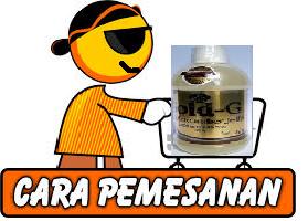 Format pemesanan jelly gamat gold-g