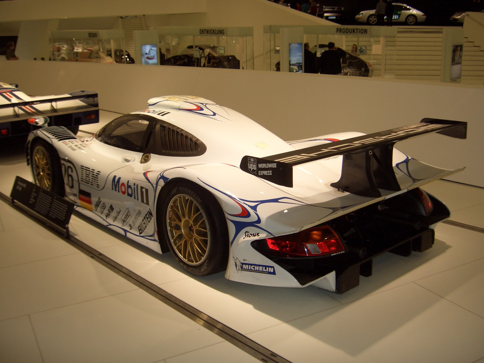 porsche-911-gt1-coupe-1998-backleft-2009 Wonderful 1998 Porsche 911 Gt1 Specs Cars Trend