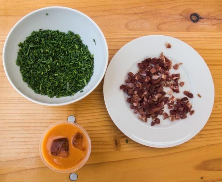 Diferentes recetas para hacer gazpacho andaluz