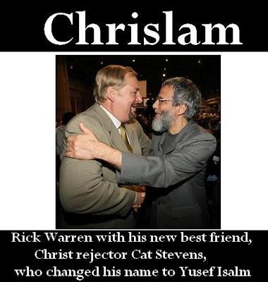 Rick warren s chrislam starts to spread in america