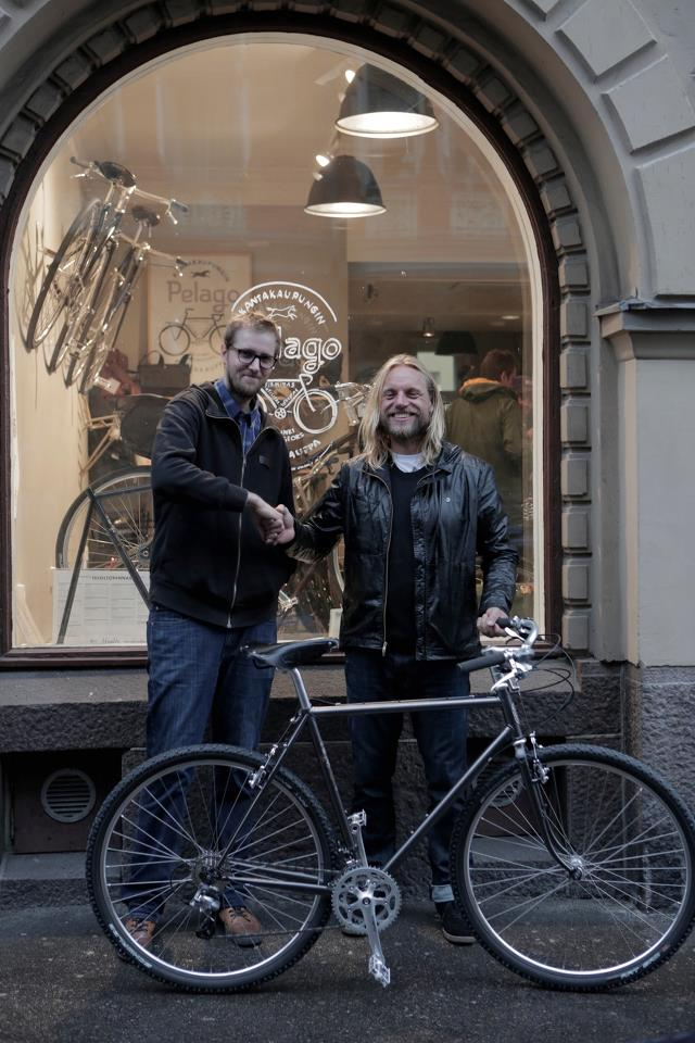 Bikes Natas NATAS KAUPAS Pelago Cycles