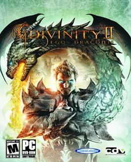 Divinity II: Ego Draconis PC Box