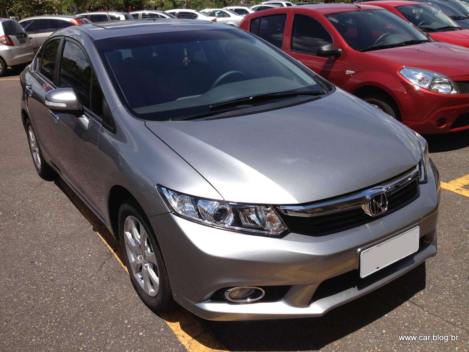 Novo Honda Civic 2.0 2014 EX-R