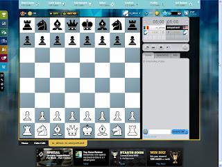 ChessCube - Poziția de start