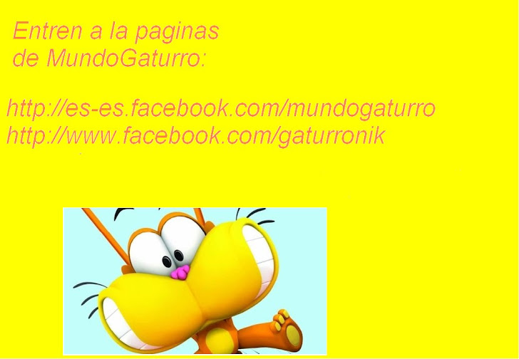 Páginas de MundoGaturro