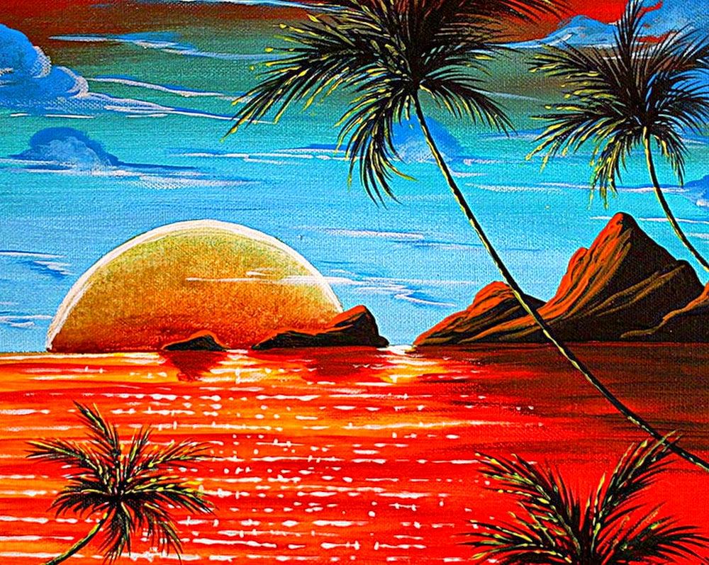 Cuadros modernos pinturas y dibujos cuadros sencillos y for Fotos de cuadros abstractos sencillos