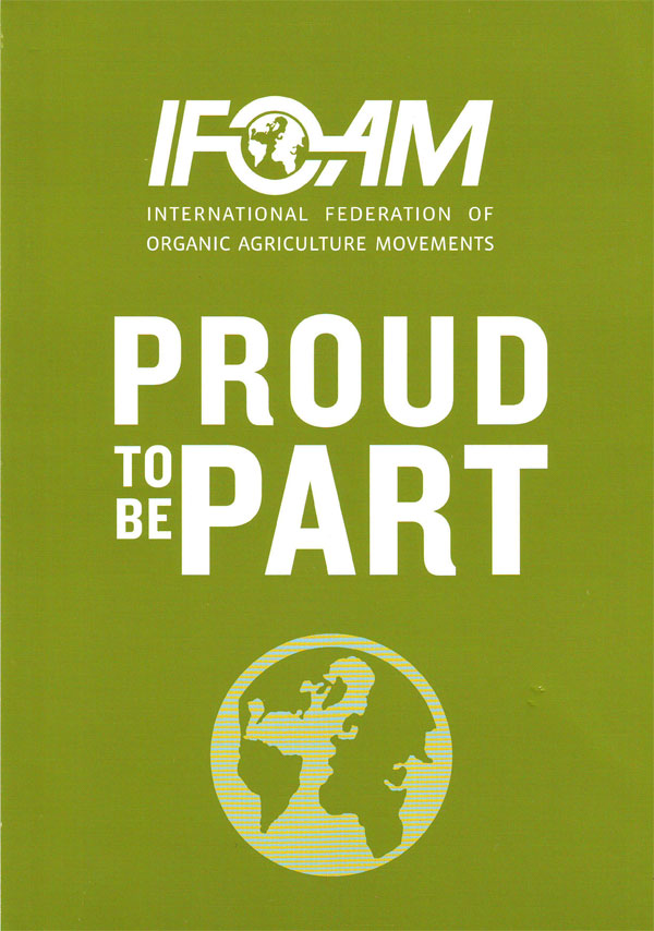 International Federation of Organic Agriculture Movements (IFOAM)