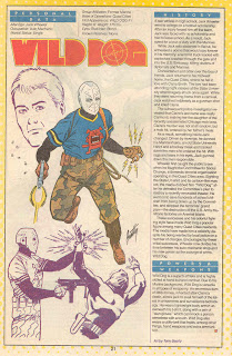 Perro Salvaje (ficha dc comics)