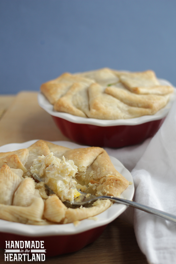 The Best Traditional Chicken Pot Pie