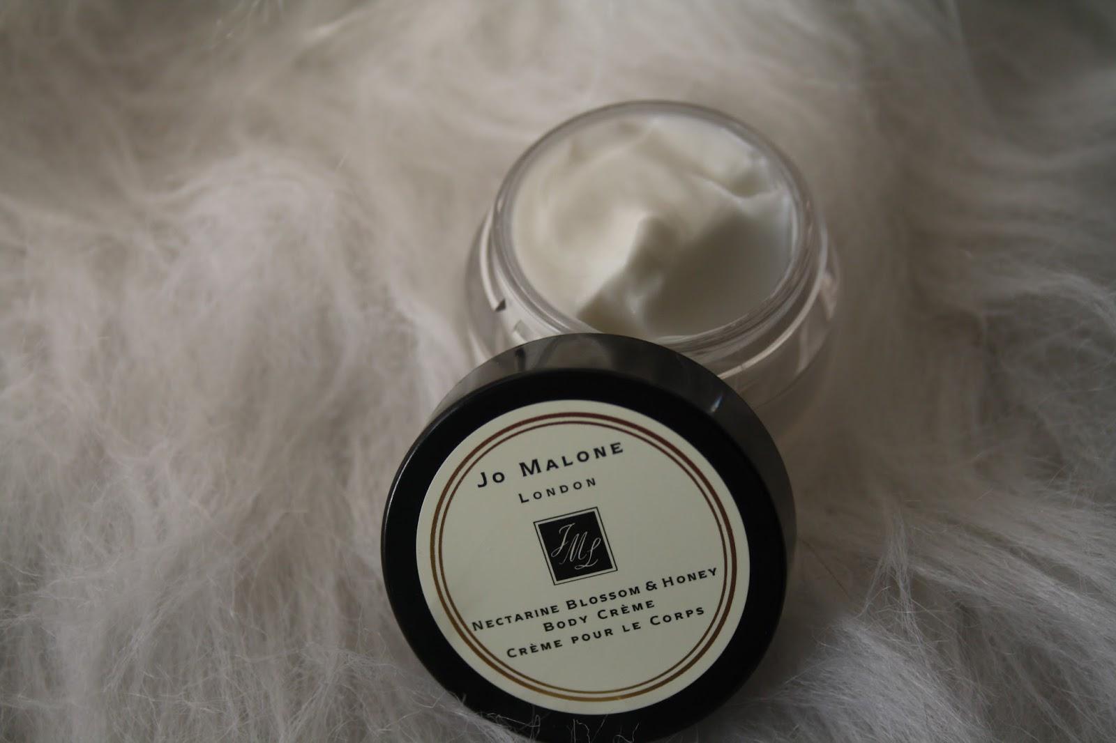 Jo Malone Nectarine Blossom & Honey Body Cream