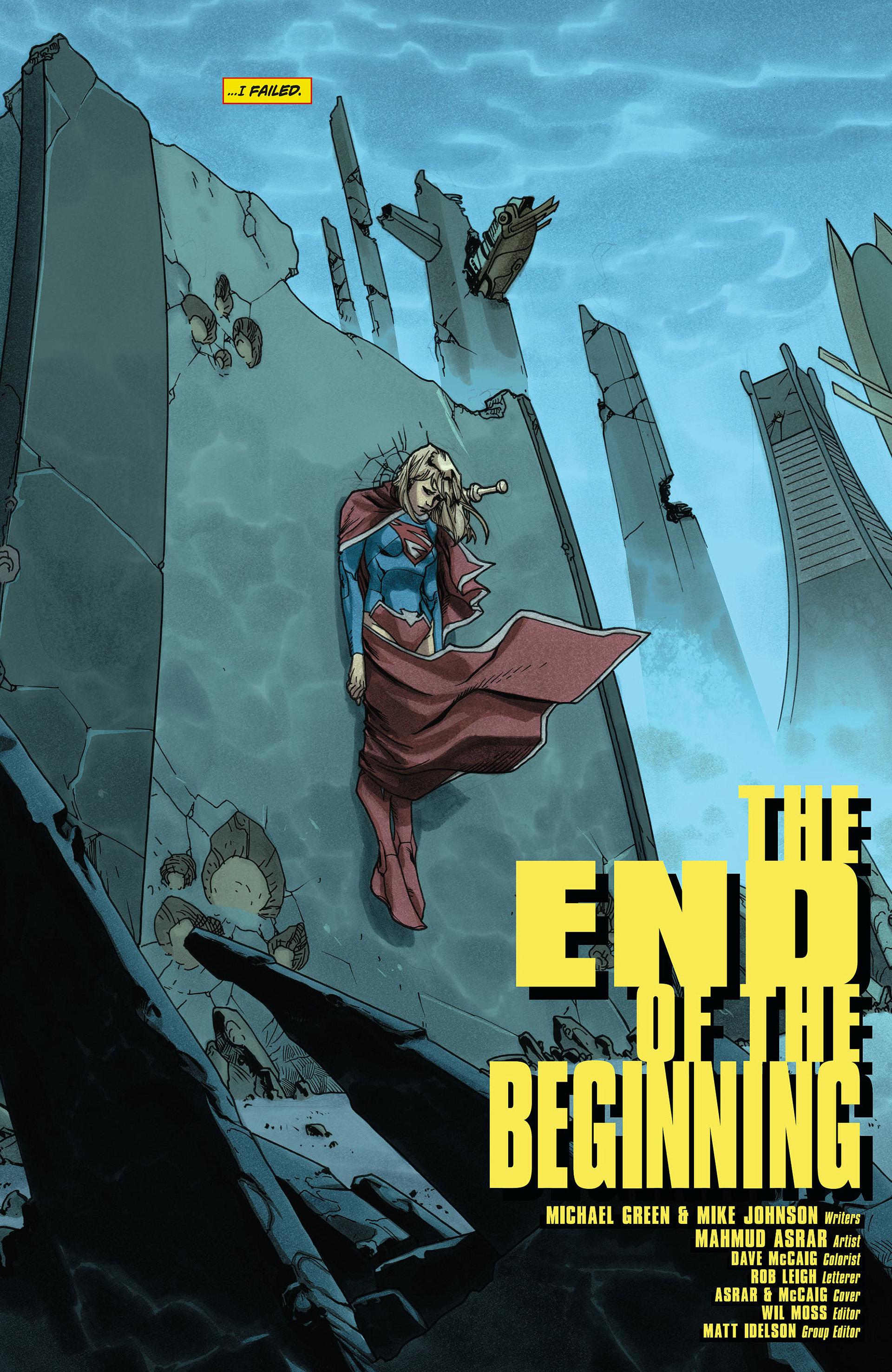 Supergirl (2011) Issue #6 #8 - English 4