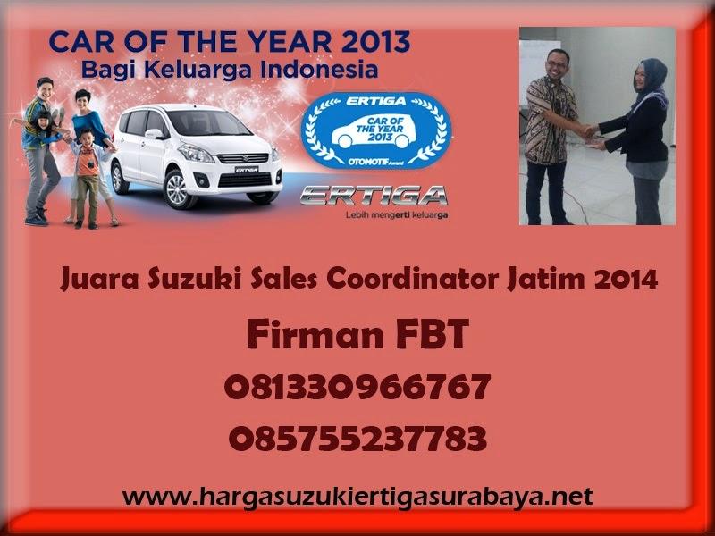 Harga OTR Suzuki Ertiga UMC Dan SBT Surabaya Sidoarjo Bangkalan Pamekasan Pesan Firman FBT 085755237783