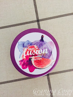 Crema corporal de Higos y Freesia de Fruit Fusion
