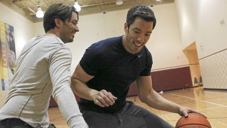 Drew and jonathan scott gay