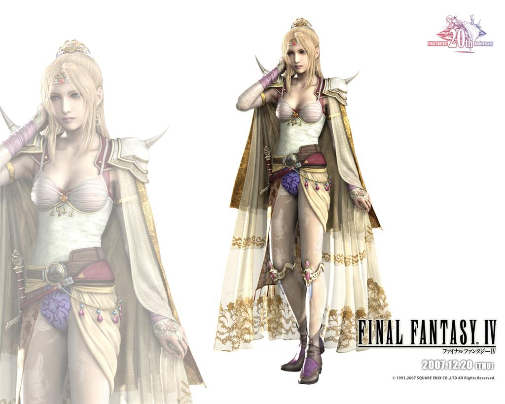 Final Fantasy HD & Widescreen Wallpaper 0.309591790871617