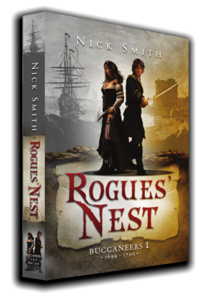 http://www.amazon.com/Rogues-Nest-Historical-Fiction-Buccaneers-ebook/dp/B00DFOL9GW/ref=sr_1_1?ie=UTF8&qid=1383993407&sr=8-1&keywords=pirate+fiction
