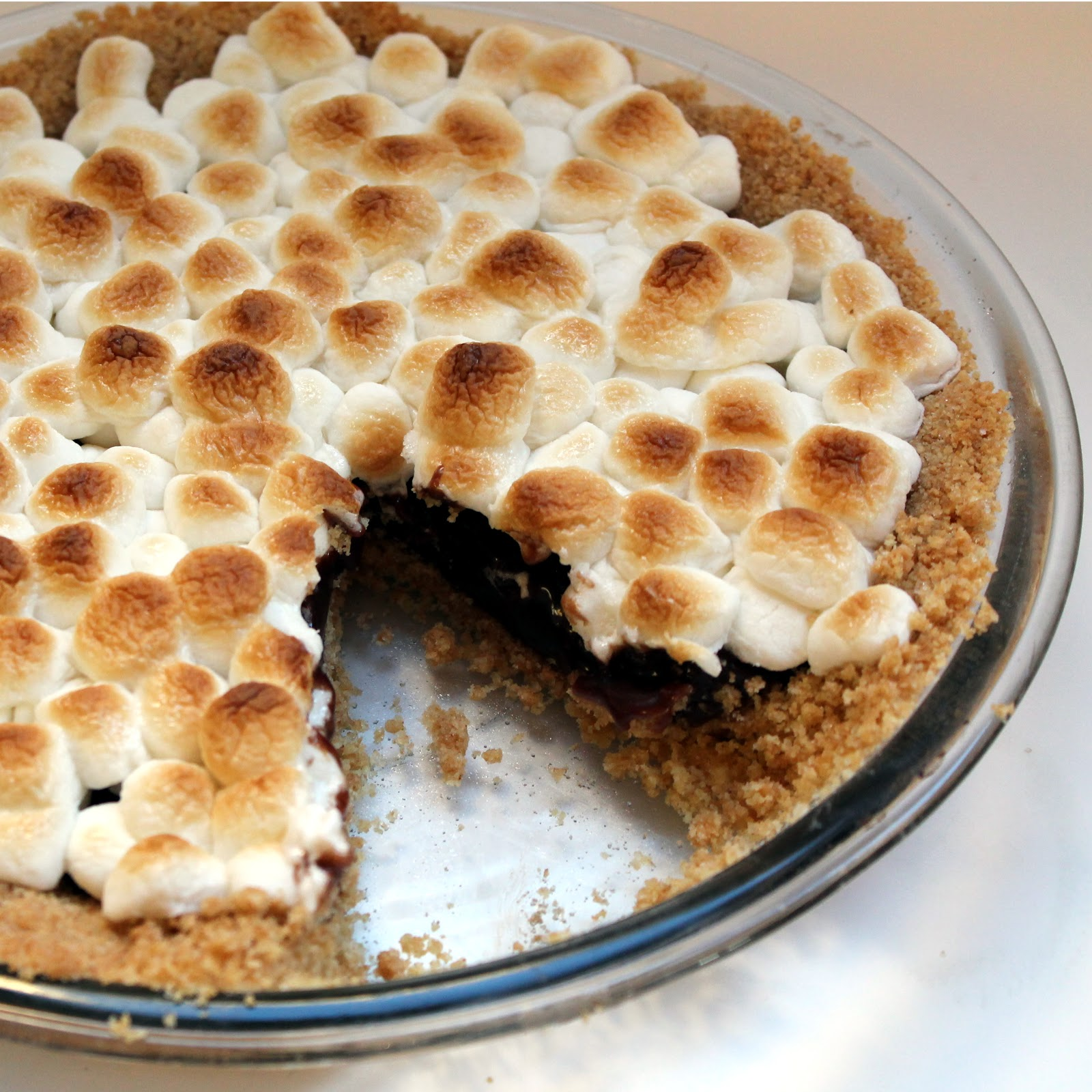 The Stay At Home Chef: S'mores Pie