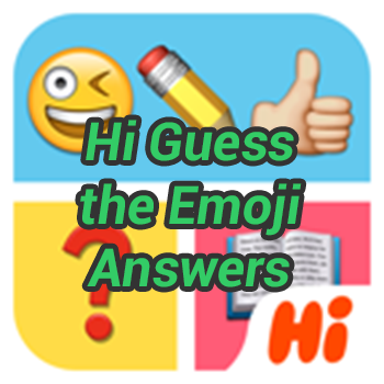 Guess the Emoji Answers Level 7