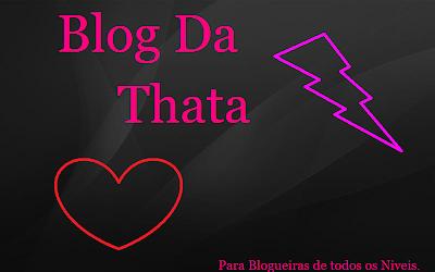 Blog da Thata//Official