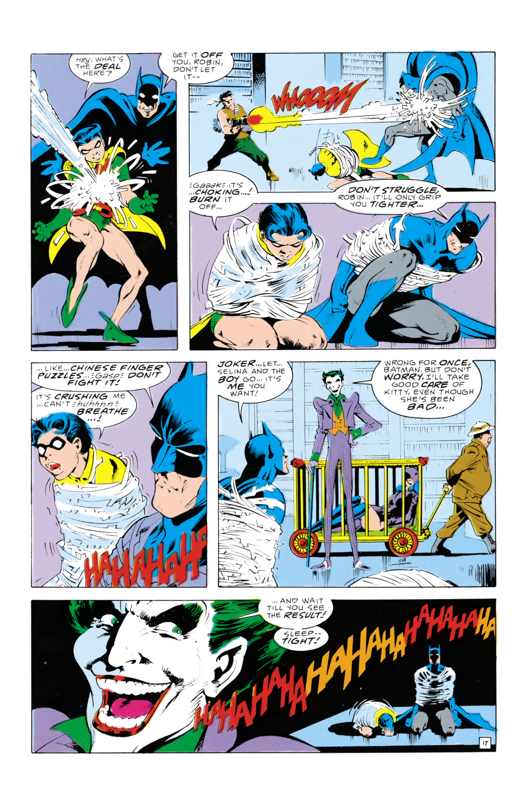 Detective Comics (1937) Issue #569 Page 18