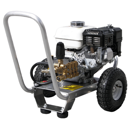 how to fix a seized pressure washer engine