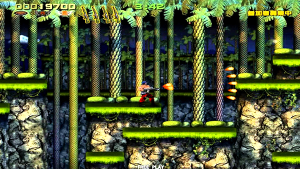 Contra Evolution Revolution HD Screenshot 2