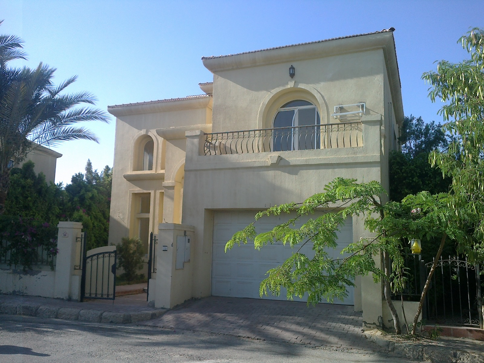 Villa For Rent Inside Compound Gardenia Park At 6th Of October City Egypt Is A Prestigious Residential Comprising 250 Villas