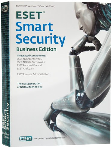 Download Eset Smart Security 4 Business Edition Full