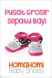Pabrik Sepatu Bayi