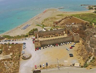 Fragokastello fortress