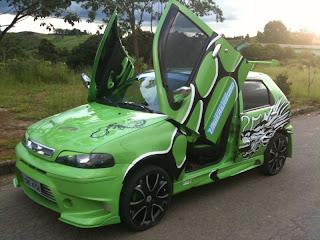 fiat uno tuning interior autos tuning carros tuning modificados rebaixados #12