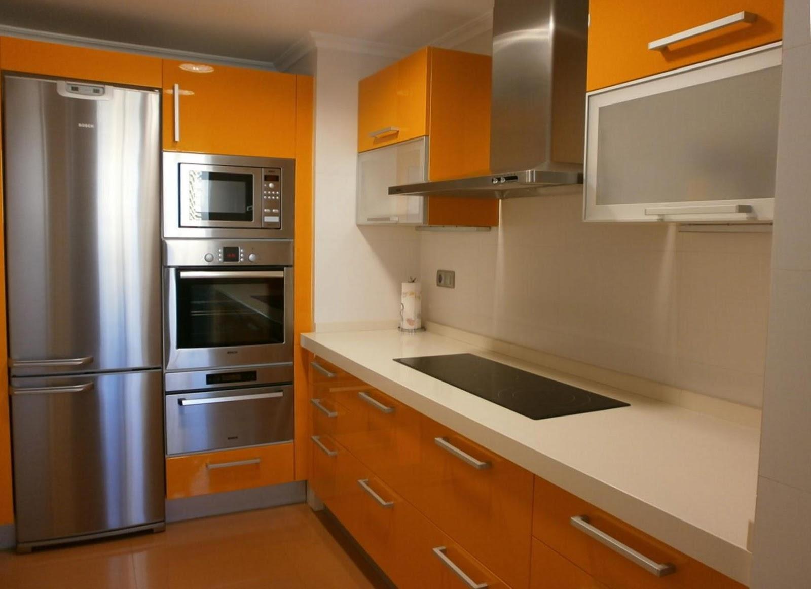 C mo distribuir el espacio en la cocina cocinas con estilo for Cocinas en u modernas