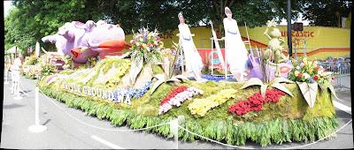 Portland Rose Festival stills