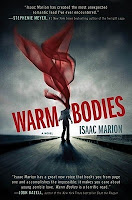 book cover of Warm Bodies by Isaac Marion