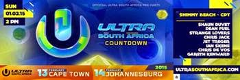 Ultra Countdown parties
