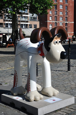 The King Gromit (side view)