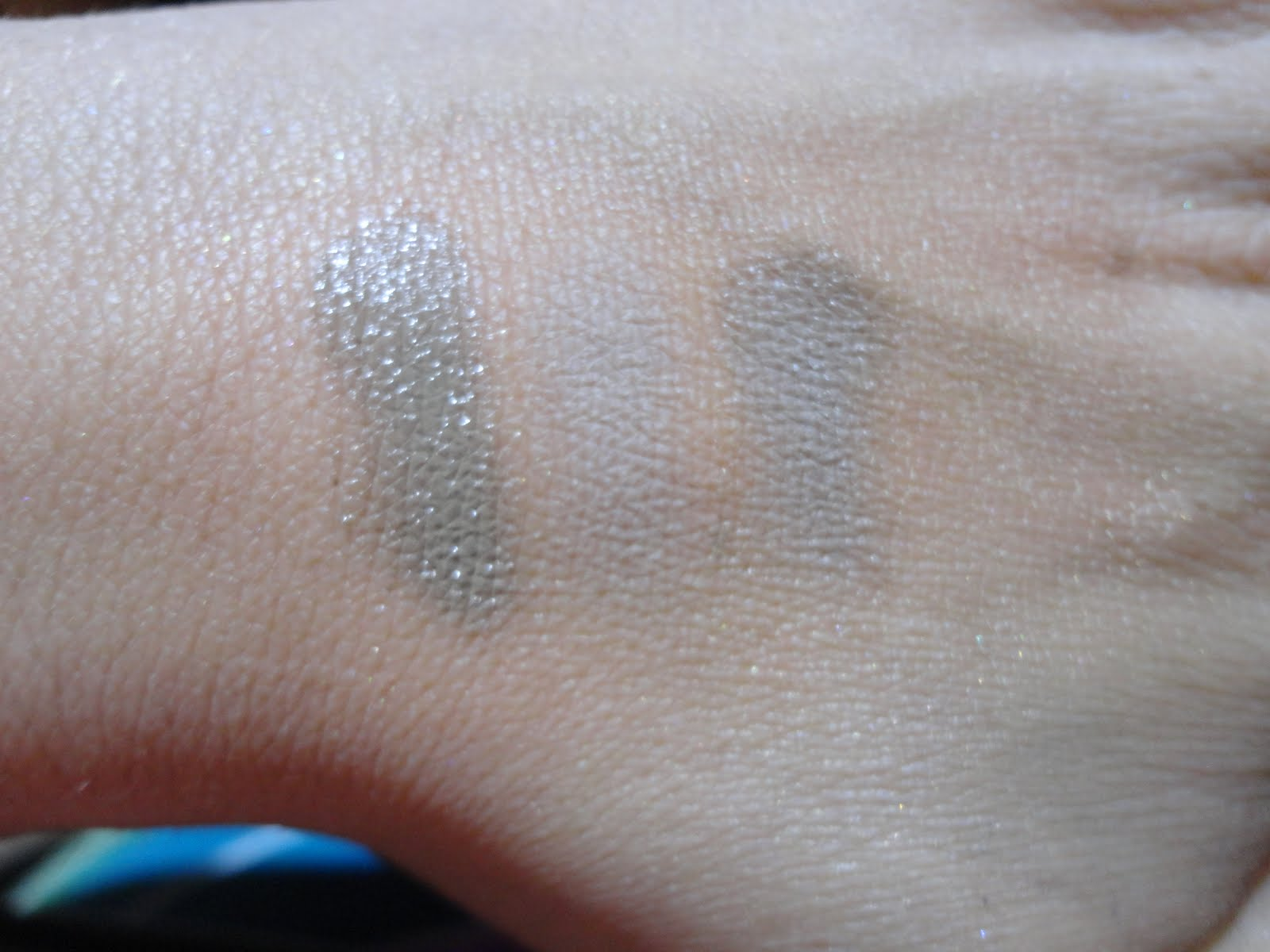 elf eyebrow kit medium vs dark. a better guess to try the ash kit. pics show gel by itself on left, powder in middle, and both combined right: ash elf eyebrow kit medium vs dark